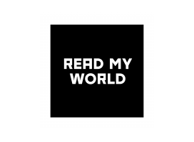 logo read my world